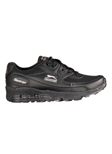 Slazenger Artan Siyah Unisex Spor Ayakkabı Siyah